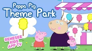 Download More than just play with Peppa Pig Theme Park Video