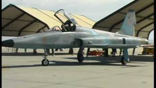Download F-5E Tiger - Marines VMFT 401 Snipers - MCAS Yuma 1998 1/2 Video