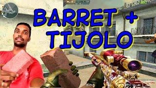 Download [4FUN] TIJOLO + BARRET ULTIMATE ! SÓ CHORA! - CROSSFIRE AL 2.0 Video