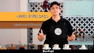 Download Café especiais Receitas práticas BooKafé Video