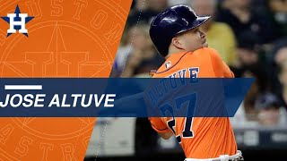 Download All 4 of Jose Altuve's 200th hits Video