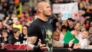 "Download Randy Orton ""jokes around"" with The Authority: Raw, March 9, 2015 Video"