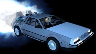 Download If Back To The Future Life WAS IN MINECRAFT - MINECRAFT ANIMATION Video