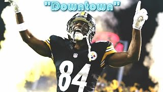 Download Antonio Brown Career Highlights ″Downtown″ (HD) Video