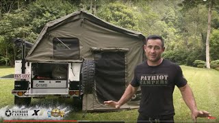 Download Patriot Campers X1 - 2016 WINNER Offroad Camper Trailer of the Year 2016 - with Judges Reviews Video