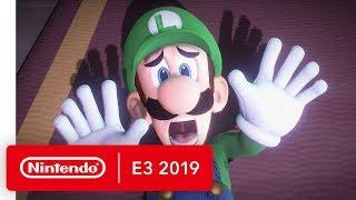Download Luigi's Mansion 3 - Nintendo Switch Trailer - Nintendo E3 2019 Video