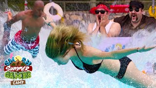 Download BELLY FLOP COMPETITION (Smosh Summer Games) Video