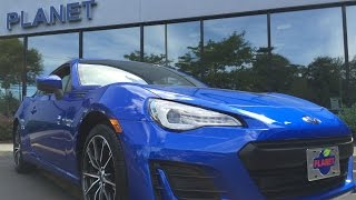 Download 2017 Subaru BRZ review...what's new? Video