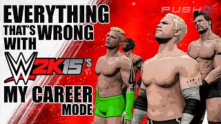 Download Everything That's Wrong With WWE 2K15's My Career Mode Video