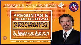 Download 2 HORAS.- PREGUNTAS Y RESPUESTAS A LA LUZ DE LA BIBLIA.-Dr. ARMANDO ALDUCÍN. Video