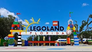 Download LEGOLAND Florida 2014 Tour, Legoland Water Park, Historic Cypress Gardens Video