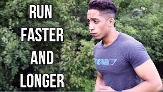 Download How To Run Longer And Get Faster Without Getting Tired Video