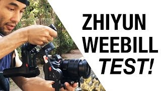 Download Zhiyun Weebill Lab [Review + Test Footage] Video