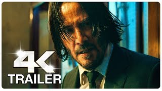 Download JOHN WICK 3 : 5 Minute Trailers (4K ULTRA HD) NEW 2019 Video