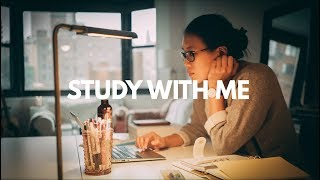 Download STUDY WITH ME (with music) | TheStrive Studies Video