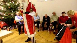 Download Lustiger Nikolaus bei SOUL ACADEMY im Waaghaus in Eckartsweier Video