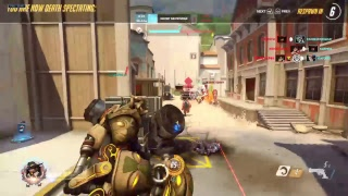 Download Hitscan Demonstration | Overwatch Competitive Ps4 (Live Stream) Video