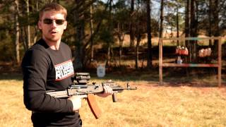Download Saiga AK74! Video