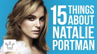 Download 15 Things You Didn't Know About Natalie Portman Video