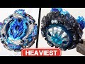 HEAVIEST ILLEGAL BEYBLADE BURST COMBO! - Deadly Blue Blood Longinus
