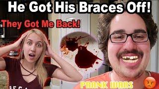 Download BROKE HIS TEETH PRANK!! (Logan's Revenge) Video