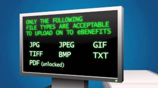 Download Step-by-Step Filing of an Electronic FDC on eBenefits Video