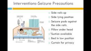 Download Nursing Managment of Seizures Podcast pptx Video