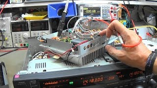 Download #179 Yaesu FT-1000 MP Field: No receive after transmission fixed Video