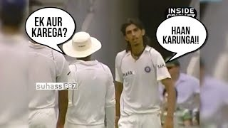 Download ISHANT SHARMA vs RICKY PONTING 2008- The legendary Perth Spell which drove India to victory Video
