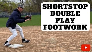 Download Shortstop Double Play Footwork Video
