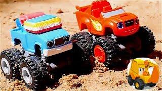 Download Carritos - Figuras de arena en la playa Video