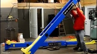 Download How to Install a 9000 LB 2 Post Lift Video