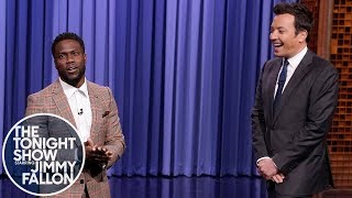 Download Co-Host Kevin Hart Roasts Jimmy Fallon During His Monologue Video
