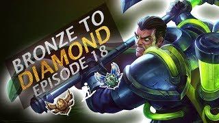 Download How to TILT Enemies in Low Elo   Depths of Bronze to Diamond Episode #18   Dunking with Darius Video