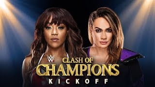 Download Clash of Champions Kickoff: Sept. 25, 2016 Video
