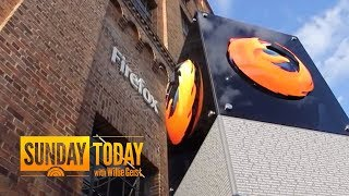 Download Does Mozilla Firefox Hold The Answer To Better Internet Security? | Sunday TODAY Video
