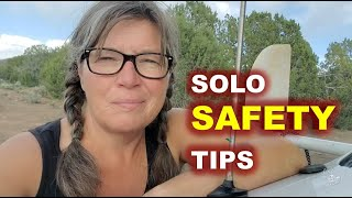 Download 13 RV Living Safety Tips for Solo Women and Men Video
