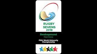 Download FISU Rugby 7's World University Championships Day 2 - 13 June 2018 Video