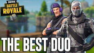 Download The Best Duo Ever! - Fortnite Battle Royale Gameplay - Ninja & Dr Lupo Video