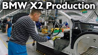 Download BMW X2 Production, Regensburg Video