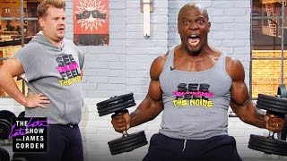 Download Lifting and Grunting w/ Terry Crews Video