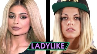 Download Women Try Kylie Jenner's Beauty Routine • Ladylike Video