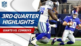 Download Giants vs. Cowboys Third-Quarter Highlights | NFL Week 1 Video