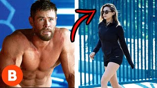 Download 10 Marvel Heroes Who Had To Get Into Serious Shape For Their Roles Video