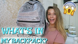 Download WHAT'S IN MY BACKPACK? Video