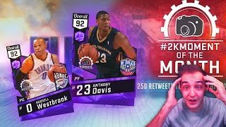 Download NBA 2K17 My Team MOMENT OF THE MONTH CARDS?! HOW CAN THIS HAPPEN! Video