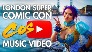 Download London Super Comic Con (LSCC) 2014 - Cosplay Music Video. Video