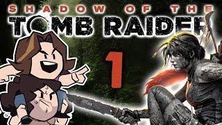 Download Shadow of the Tomb Raider: Crash Landing - PART 1 - Game Grumps Video