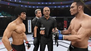 Download Bruce Lee vs. Tony Ferguson (EA Sports UFC 2) - CPU vs. CPU Video
