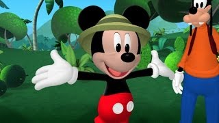 Download Mickey and Minnie's Jungle Safari Video